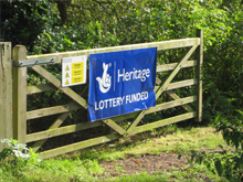 Heritage Lottery Fund Project