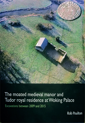 Woking Palace: the definitive report on the excavations